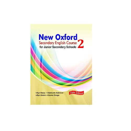 New Oxford Secondary English Course Jss2