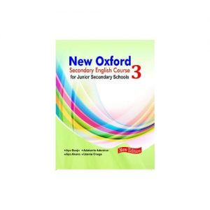 New Oxford Secondary English Course JSS3