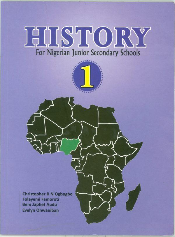 History for Nigerian Junior Secondary